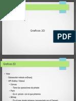 Vistas 2D y Sensores Android