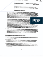 SD B5 White House 1 of 2 Fdr- Letters and Draft Agreement- Commission Access to EOP Officials- Materials- PDBs