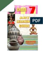 Arts Grade 7 Learner s Module q1 and q2