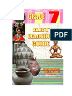 Arts Grade 7 Learner s Module q1 and q2
