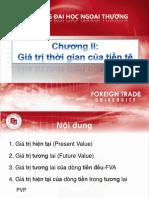 Chuong 2 Gia Tri Thoi Gian Cua Tien Te1