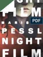Read an excerpt from NIGHT FILM by Marisha Pessl