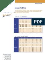 Tables of Flange.pdf
