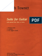 106777019 Ralph Towner Suite for Guitar