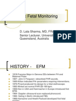 Electronic Fetal Monitoring