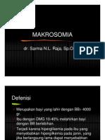 Rps138 Slide Makrosomia