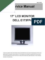 Dell E173FPc LCD Monitor