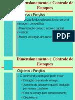2 - Dim. Contr. Est.2.1-Função e Objetivo de Estoque