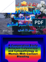 Colposcopy and Cytopathology
