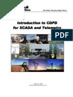 Intro to CDPD for SCADA & Telemetry