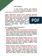Skema Exam s5-Ciri Penyelidik