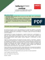 Informativo Online n° 48