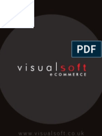 Visualsoft eCommerce 2013 Brochure