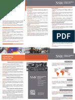 Brochure NSIC ENG