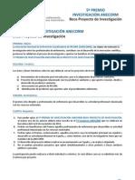 Bases 5º PREMIO DE INVESTIGACIÓN ANECORM