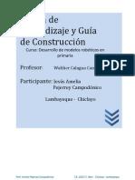 Sesion Aprendizaje y Guia de Construccion X Puntos 2