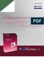 Membuat Aplikasi Interaktif Dengan VB 2010 Dan Access 2010