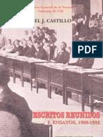 Rafael J. Castillo -Ensayos 1908 -1932