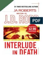 J.D. Robb - Série Mortal - 14 - Interlúdio Mortal