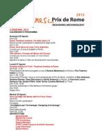 Calendario e Programma 2012_italiano