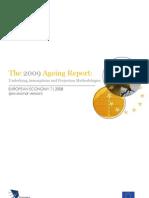 Verslag over de vergrijzing 2009