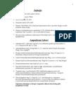 Infuzije i Ampulirani Lekovi(Dopunjen-2003)