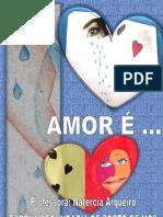 LIVRO- AMOR É...