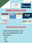 Global Financial Crisis II