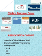 Global Financial Crisis II