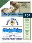 June 16 Newsletter