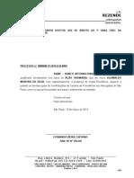 Aguinaldo Moreira Da Silva - Juntada de Guia
