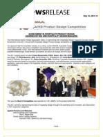 HD2011 Press Release (2)