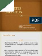 Diabetes Mellitus Seminario