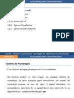 CAP 1.6 - Sistema de Numeracao