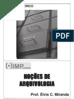 2013 03 17 IMP Platinum Arquivologia Teoria