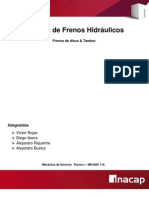 Informe Frenos Hidraulicos