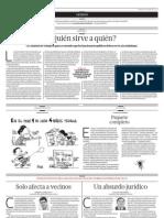 Tiene Sentido El Reclamo de Santiago de Surco Sobre Los Terrenos de Villa