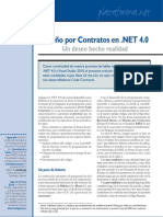 Diseño por Contratos en .NET 4.0 (dNM 65 Dic 2009)
