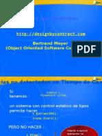 Tema 08 Diseño por Contratos