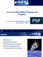 NASA EMU Batt Program Progress CFlora