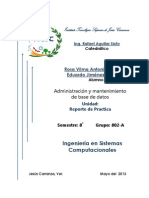 REPLICACIÓN DE BASE DA DATOS