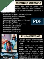 AULA SOBRE MOVIMENTOS E ABORDAGENS.ppt