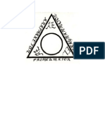 triangulo de evocação azazel