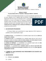 Original Edital n 55-2013. Preenchimento de Vagas - 1 Etapa-1