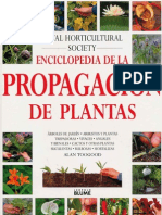 Enciclopedia de la Propagación de Plantas - Alan Toogood