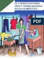 Garantias Trabajadores Servicio Domestico