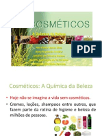Slides Cosmeticos