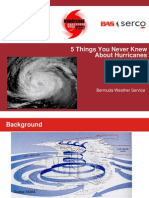 5 Things You Never Knew About Hurricanes