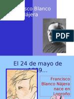 Obispo Blanco Nájera