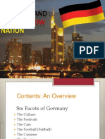 Final Ppt on Germany